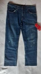 Título do anúncio: Calças jeans Infantil masculina importadas - lote