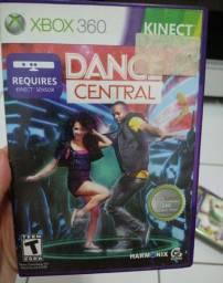 Jogo dance central Xbox 360 para kinect