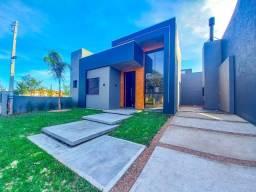 Título do anúncio: Casa na Guarani 2 dormitórios 1 quadra do mar. Aceita Finan. Bancário