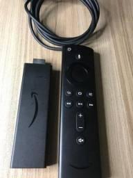 Título do anúncio: Fire Stick TV Amazon Novinha