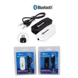 Título do anúncio:  Receptor Bluetooth Sem Fio Inova Usb Btmr-6313
