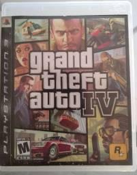 Jogo Grand Theft Auto IV (GTA 4-PS3)
