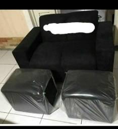 Título do anúncio: Sofa aparte de 330 avista!!