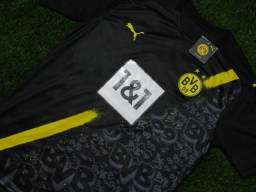 Camisa Borussia Dortmund II 20/21 - Torcedor