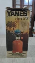 Fogareiro portátil Vintage Yanes Flame 2000