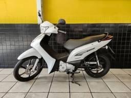 Título do anúncio: Honda Biz 125 EX - 2013 - Branco