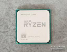 Kit Ryzen 5 2600 8GB Barato!