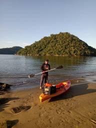 Kit pesca de caiaque......