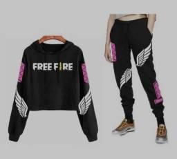 Conjunto do Free fire