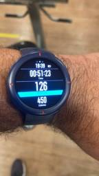 Título do anúncio: Relógio Xiaomi Amazfit Vergê Global azul 1811