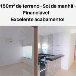 Casa planejada em Guriri Sul, São Mateus!