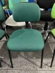 Título do anúncio: Cadeira Base Fixa Com Espuma