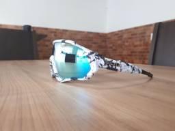 Óculos de ciclismo ELAX espelhado