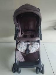 Título do anúncio:  Carrinho + bebê conforto