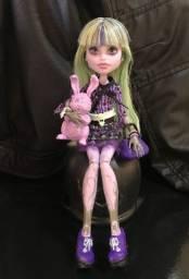Twyla modelo 13 desejos, boneca Monster High.