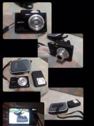 Câmera Cyber Shot Sony 14.1 Megapixels