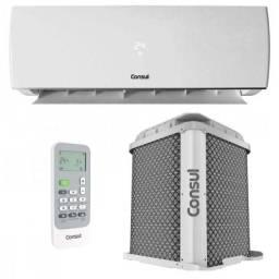 Título do anúncio: ar condicionado split consul hi wall 9000 btus frio cbn09cbbna 220V