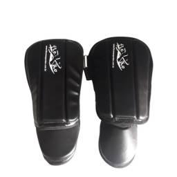 Caneleira Para Muay Thai - Praticar Fitness