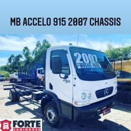 Mb 915 accelo 2007 chassis novissimo