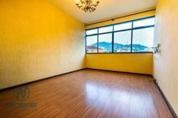 Título do anúncio: Apartamento com 2 dormitórios para alugar, 60 m² por R$ 1.100,00/mês - Várzea - Teresópoli