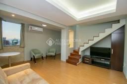 Apartamento para alugar com 1 dormitórios em Floresta, Porto alegre cod:341824