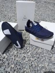 Vendo sapatênis Adidas H.U e outros tênis ( 120 com entrega)
