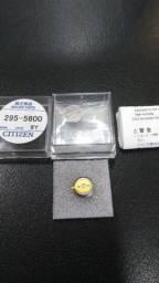 Capacitor para relógio Citizen eco drive