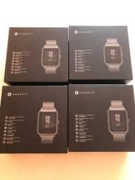 Smartwatch Amazfit Xiaomi Bip S com gps e a Versão Light. Lacrado