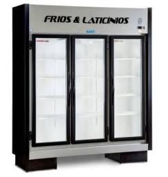 (André) Expositor De bebidas 3 e 5 portas Refrimate