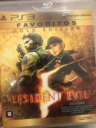 Título do anúncio: Jogo resident evil ps3