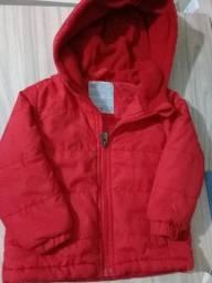 jaqueta infantil tamanho 1