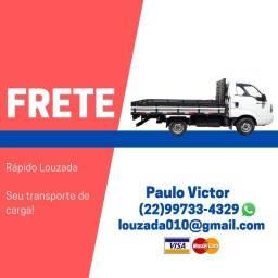 Título do anúncio: FRETE / CONTRATO
