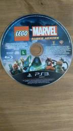 Jogo Lego Super Heroes ps3