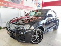 Título do anúncio: BMW X4 versão M Sport 4x4 24V Turbo 3.0 2016