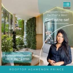 Título do anúncio: Rooftop Agamenon - Cadastre-se! e garanta sua unidade!!!!