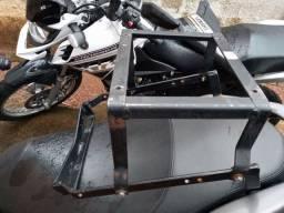 Suporte Baú Motoboy Yamaha Crosser 150 XTZ