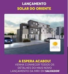 Solar do Oriente, 2/4, MRV, Salvador, Jardim das Margaridas