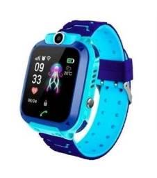 Título do anúncio: Smartwatch infantil com GPS e botão de emergência.