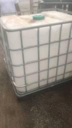 Contêiner IBC caixa plástico 1000 lt