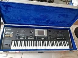 Teclado Roland G70