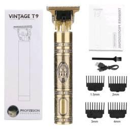 Título do anúncio: Vintage T9 - Maquina de cortar cabelo elétrica
