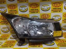 Farol Chevrolet Cruze 2010 a 2016 Lado Direito original