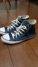 All star azul marinho 37