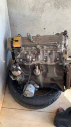 Motor novo uno turbo