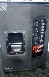 Caixa De Som Leacs Vtx 300 - Ativa - 300 W - Retirar Em Mãos