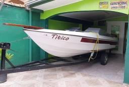 Vendo lancha Motorboat