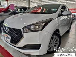 Hb20s 2019 30km automático bem novo! aceito trocas e financio