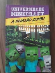 Livro - Universidade de Minecraft 01
