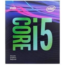 Kit Gamer CPU Intel I5 9400f + Placa mãe Asrock H310CM + GPU Afox AMD Radeon R5 220 2GB