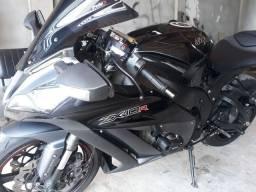 Título do anúncio: Kawasaki zx10r 2012 ABS km baixo, preço tabela